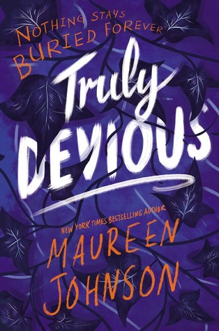 Ebook Truly Devious Truly Devious 1 By Maureen Johnson