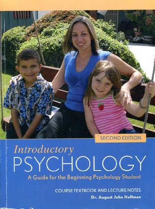Introductory Psychology: A Guide for the Beginning