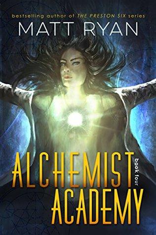 Alchemist Academy Book 4