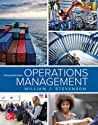 Operations Management (Irwin Operations/Decision Sciences)