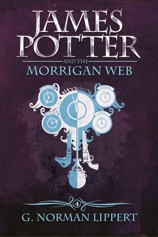 James Potter And The Morrigan Web By G Norman Lippert