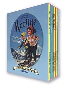 Martine : Coffret 8 volumes : Martine fait du théâtre ; Martine à la montagne ; Martine à la ferme ; Martine à la mer ; Martine à la foire ; Martine à ... en bateau ; Martine au parc