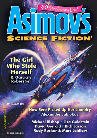 Asimov's Science Fiction, July/August 2017