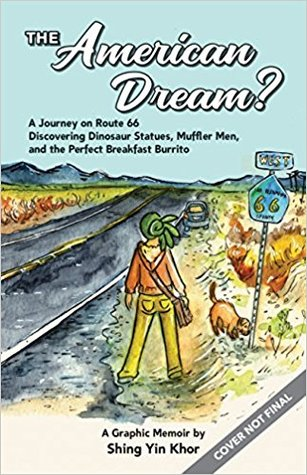 The American Dream? a Journey on Route 66 Discovering Dinosaur Statues, Muffler Man, and the Perfect Breakfast Burrito