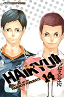 Haikyu!!, Vol. 14: Quitter's Battle