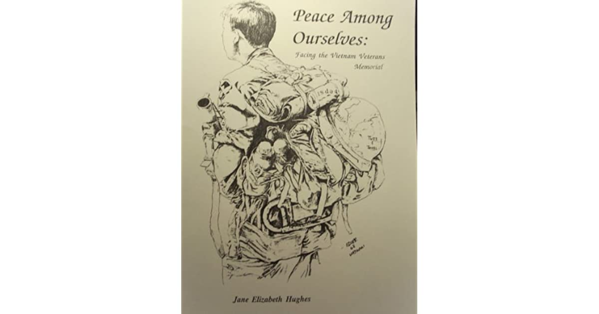 Peace Among Ourselves:  Facing the Vietnam Veterans Memorial