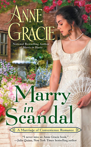 Marry in Scandal (Marriage of Convenience, #2)