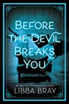 Book cover for Before the Devil Breaks You (The Diviners, #3)