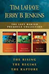 Book cover for The Left Behind Prequels Collection: The Rising / The Regime / The Rapture