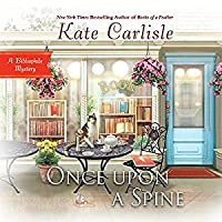 Once Upon a Spine (Bibliophile Mystery #11)