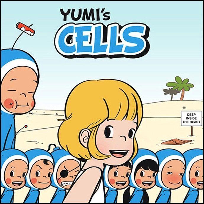 Yumi's cells webtoon