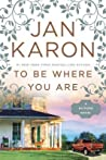 To Be Where You Are (Mitford Years #14) audiobook review