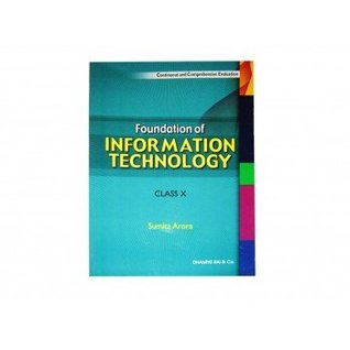 Foundation of Information Technology Class X
