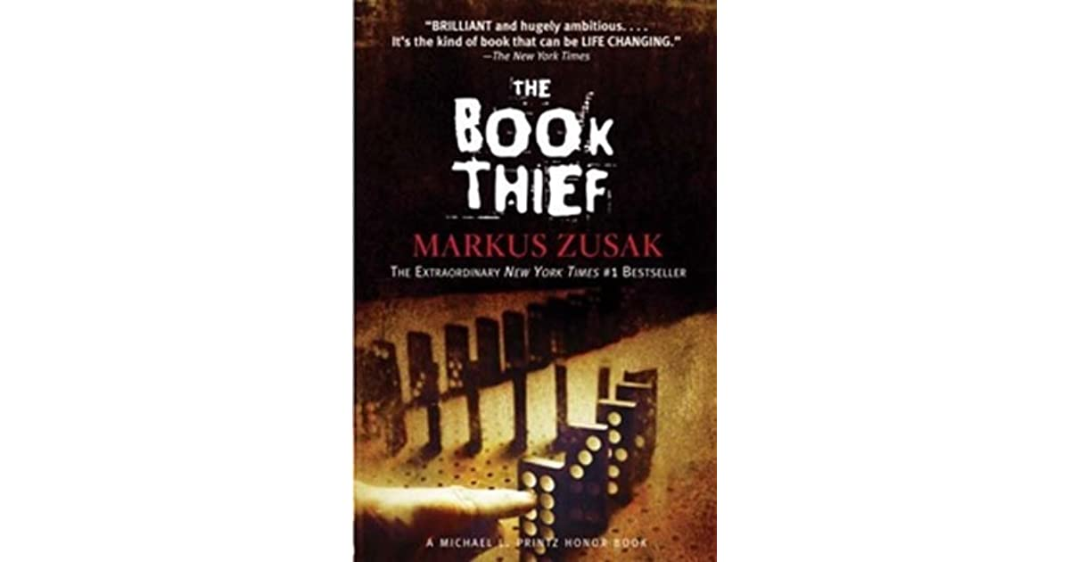 lit analysis the book thief Essays and criticism on markus zusak's the book thief - critical essays summary one is the value of literature leisel learns in the book thief.