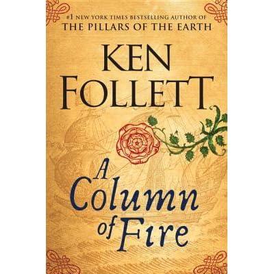 A column of fire kingsbridge 3 by ken follett fandeluxe Choice Image