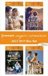 Harlequin Superromance July 2017 Box Set: Her Secret Service Agent\Bachelor Protector\Rebel in a Small Town\Welcome Home, Katie Gallagher