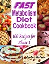 Fast Metabolism Diet Cookbook: 100 Recipes for Phase 1