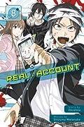 Real Account, Vol. 8