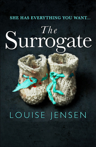 The Surrogate by Louise Jensen