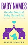 Baby Names by Marie Powers