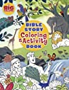 Bible Story Coloring and Activity Book