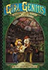 The Incorruptible Library (The Second Journey of Agatha Heterodyne Volume 3)(Girl Genius #16)
