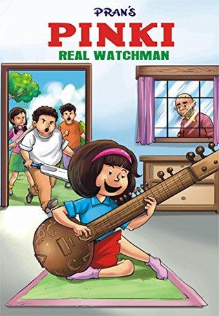 PINKI AND WATCHMAN: PINKI COMICS