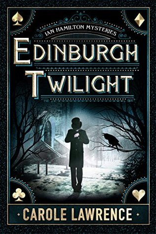 Edinburgh Twilight (Ian Hamilton Mysteries #1)