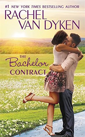 The Bachelor Contract (The Bachelors of Arizona, #3)