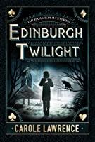 Edinburgh Twilight (Ian Hamilton Mysteries, #1)