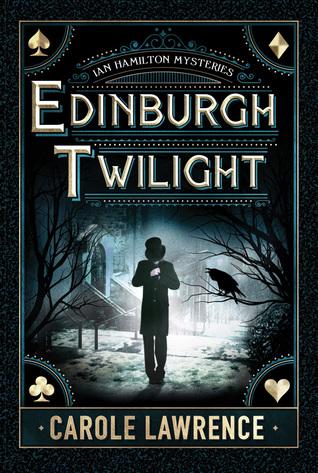 Edinburgh Twilight (Ian Hamilton Mysteries, #1)