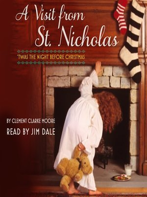 The Night before Christmas: or A Visit from St. Nicholas