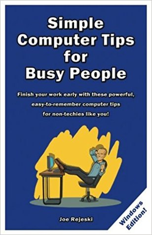 Simple Computer Tips for Busy People