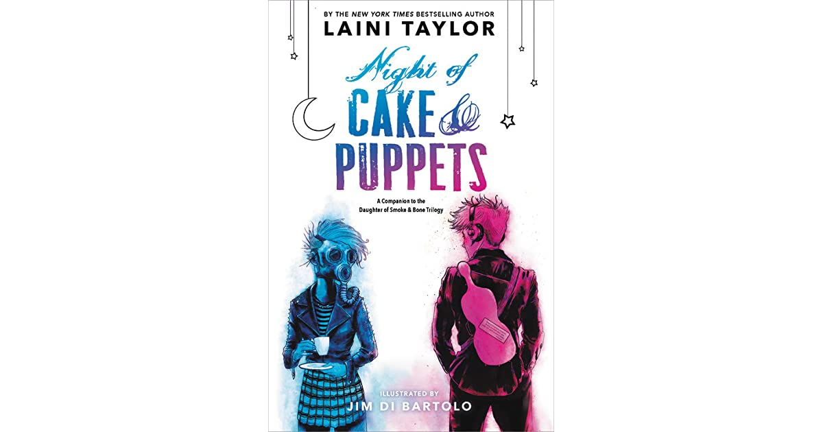 Laini taylor goodreads giveaways
