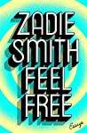 Book cover for Feel Free: Essays