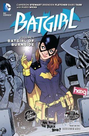 Batgirl, Vol. 1 by Cameron Stewart