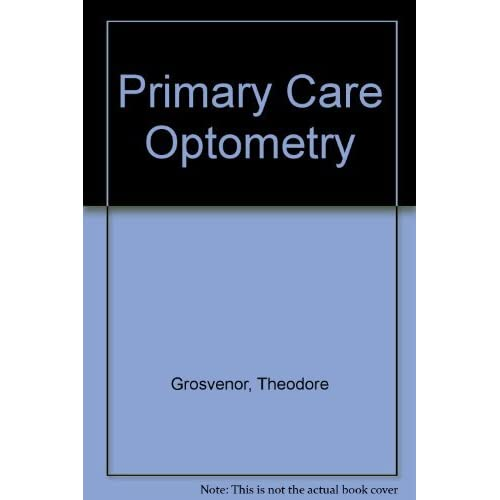 Care pdf grosvenor primary optometry
