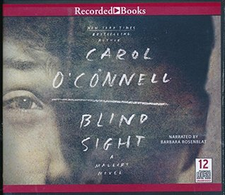 Blind Sight by Carol O'Connell Unabridged CD Audiobook