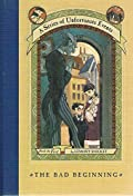 The Reptile Room, The Bad Beginning (2 Books of A Series of Unfortunate Events, Book the first and Book the second);2 Books of A Series of Unfortunate Events