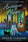 Antique Blues (Josie Prescott Antiques Mystery, #12)