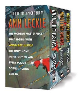 The Imperial Radch Boxed Trilogy: Ancillary Justice, Ancillary Sword, and Ancillary Mercy (Imperial Radch #1-3)