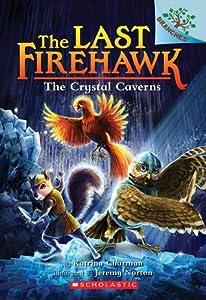 The Crystal Caverns (The Last Firehawk #2)