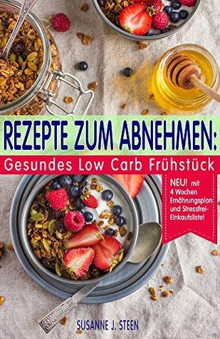 gesundes frühstück zum abnehmen low carb