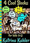4 Cool Books for Kids 9-12: Witch School, Body Swap, Where's Scotty, Diary of a 6th Grade Spy