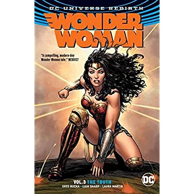 Wonder Woman, Volume 3: The Truth by Greg Rucka