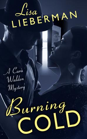 Burning Cold (Cara Walden Mystery #2)