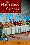 The Marmalade Murders by Elizabeth J. Duncan