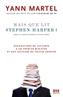 Mais Que Lit Stephen Harper ?