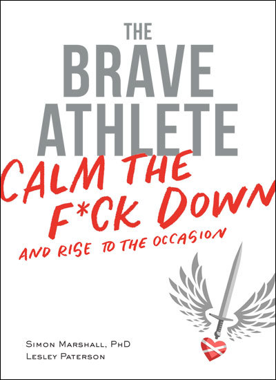 The Brave Athlete Calm the Fck Down and Rise to the Occasion