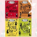 A Murder Most Unladylike Mysteries Boxed Set, #2-5 with Gift Journal